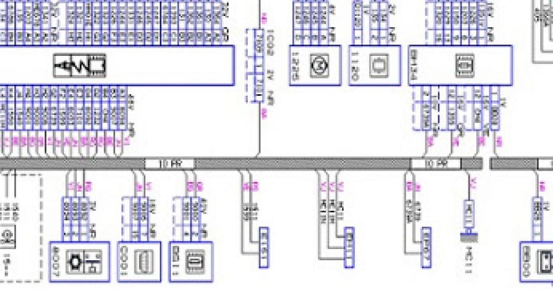 راهنما و نقشه سوخت رسانی سمند ef7زیمنس cngشبکه