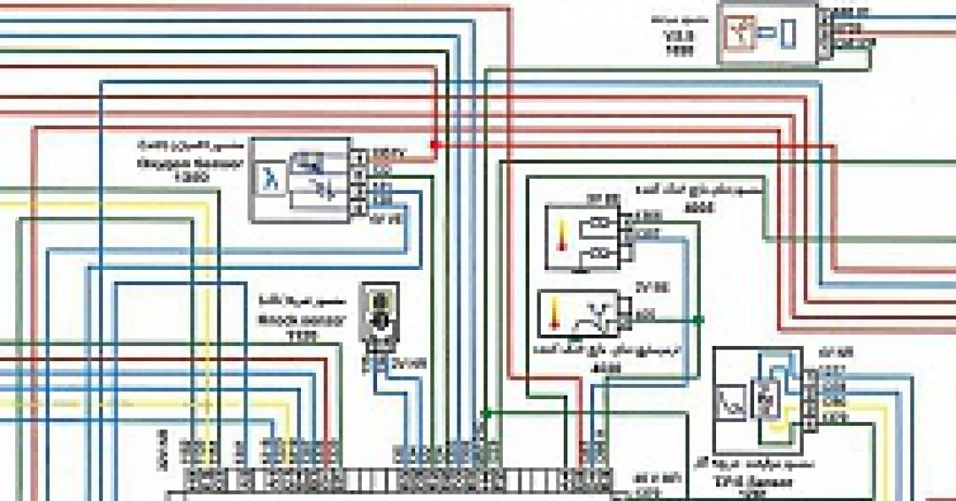 نقشه سوخت رسانی 206 j35 دوگانه