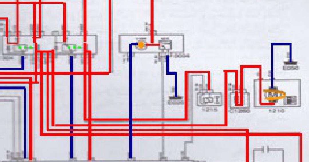 راهنما نقشه سوخت رسانی roa دوگانه باایسیو زیمنس