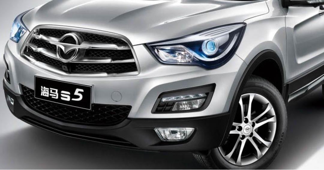 مشخصات فنی خودرو هایما s5
