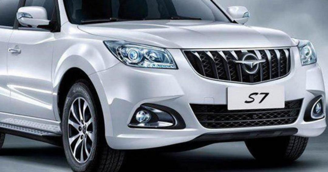 مشخصات فنی خودرو هایما s7