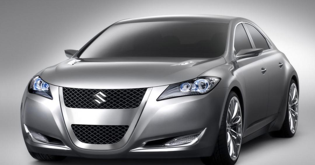 مشخصات فنی خودرو کیزاشی
