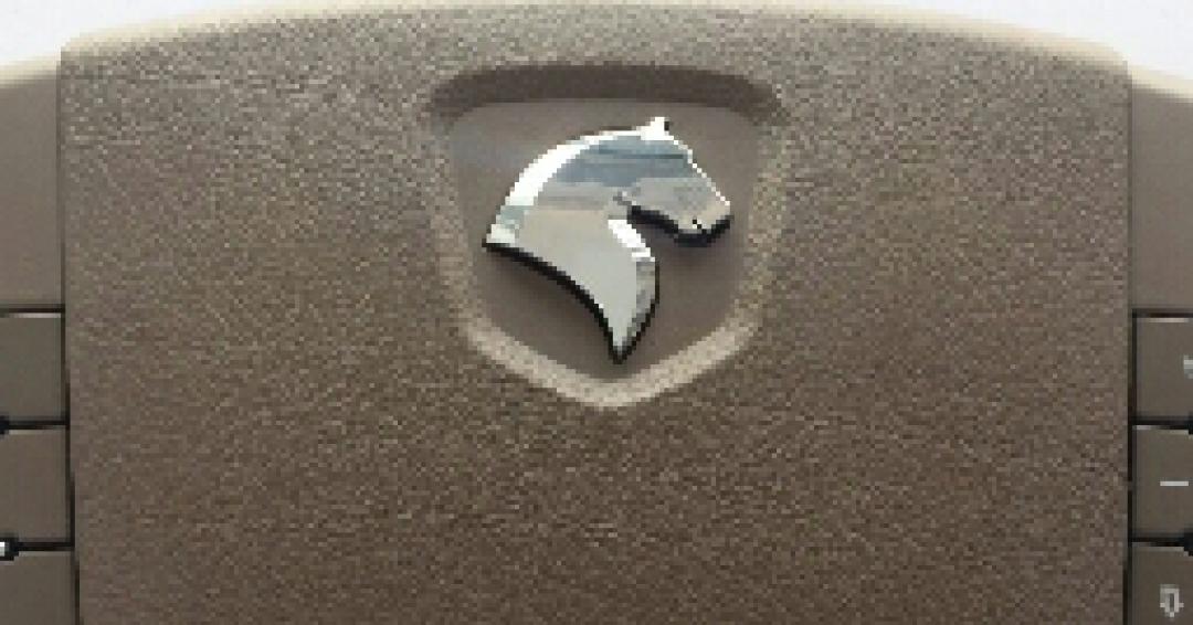 فایل دو ایربگ خودرو سمند سورن باشماره فنی a2c82446800
