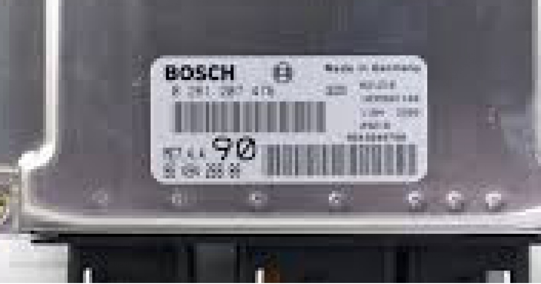 اموزش روشن کردن خودرو 206  با ایسیو  بوش  ME7.4.4