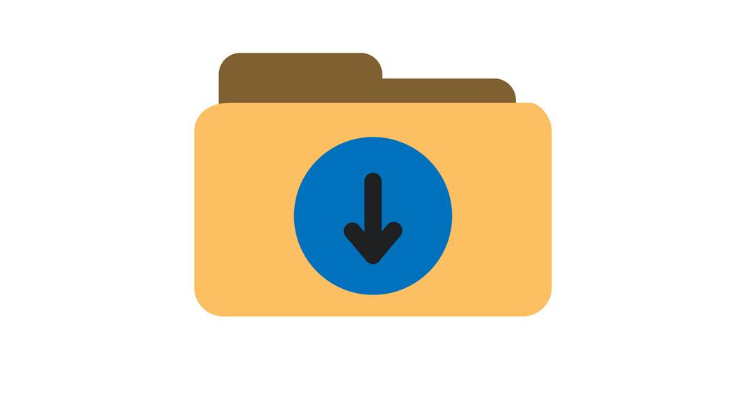 اموزش نحوه دریافت فایل خریداری شده از سایت و اپلیکیشن
