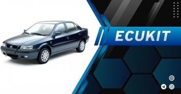 نقشه الکتریکی خودرو سمند  LX XU7 -بنزینی