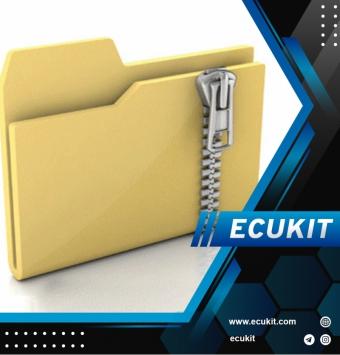 فایل خودرو اریو با ECU بوش