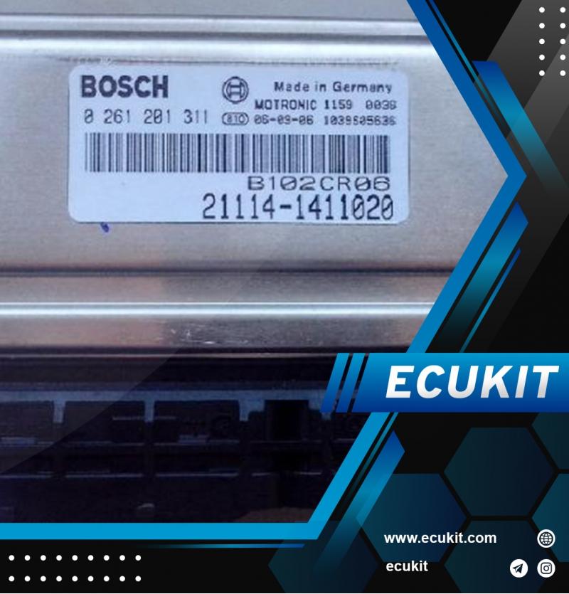 ECU بوش 7.4.9