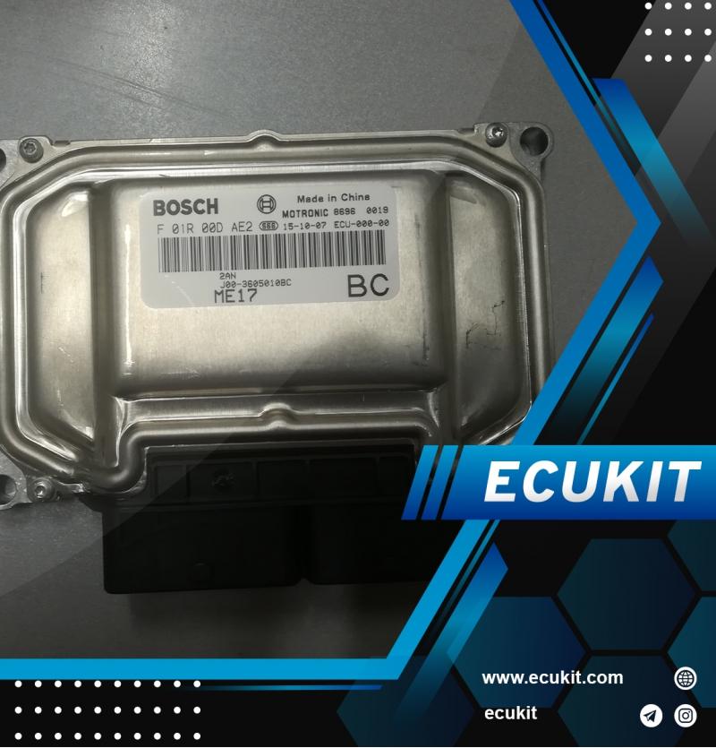 ECU  خودرو MVM110