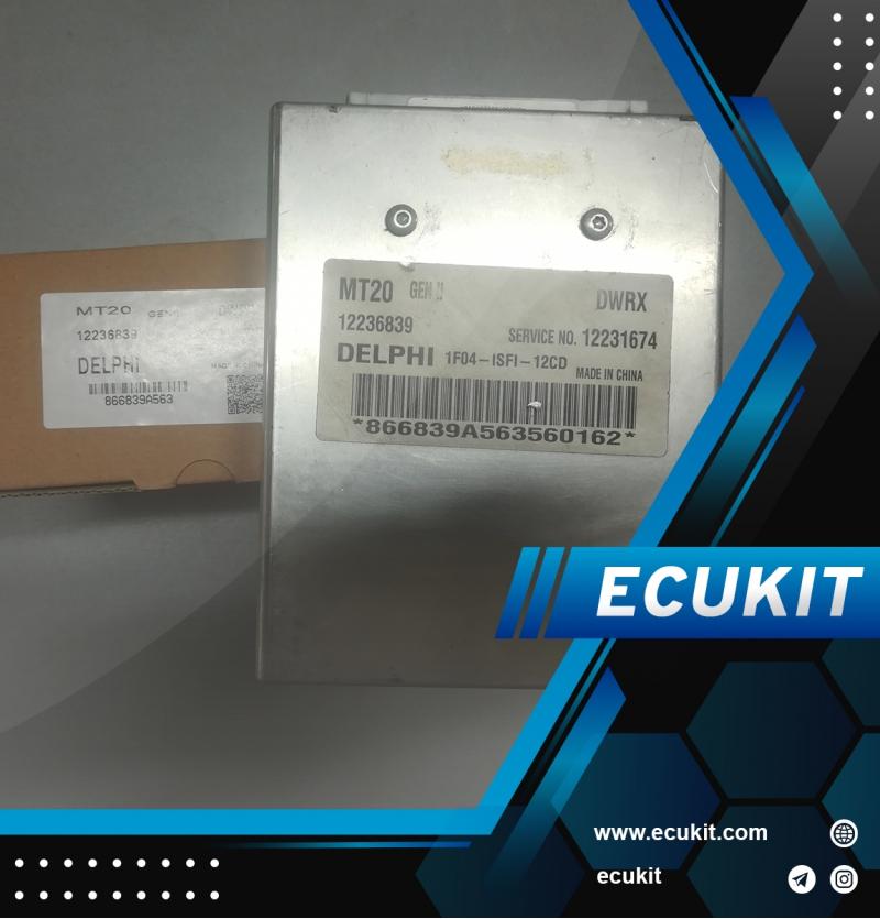 ECU دلفی MT20
