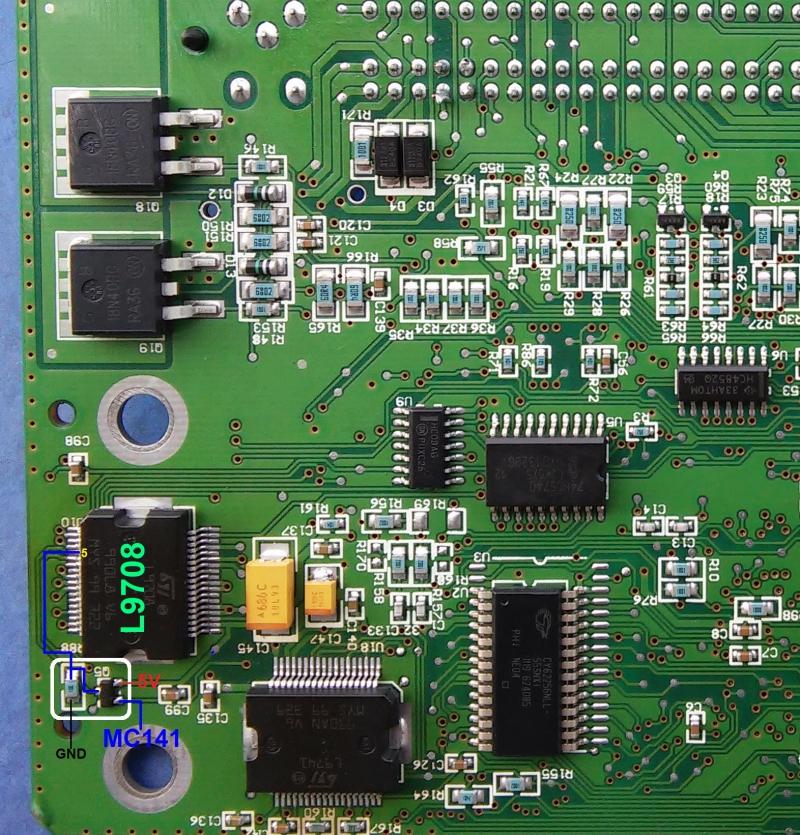 تعمیر سخت افزاری ایسیو  SSAT  به همراه دیتاشیت ای سی ها و رفع قعطیً مدار بیش از،40 عکس رنگی داخلیECU