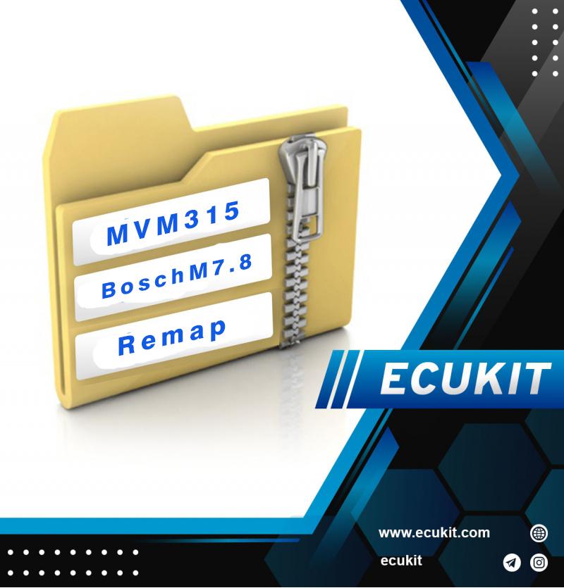 فایل ریمپ خودرو  MVM315