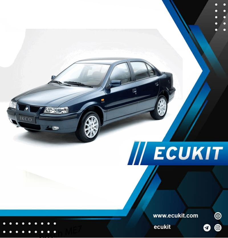 فایل بی کد سمند تک گانه – بنزینی – با ECU 7.4.9